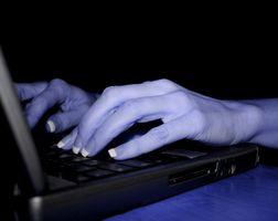 Cómo restablecer la contraseña del BIOS en una Laptop Vostro 1500 de Dell