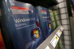 Cómo cambiar la configuración de procesador Max en Windows Vista