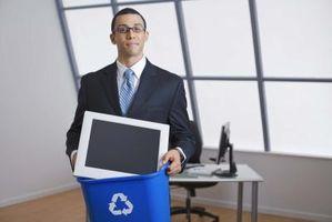 Cómo reciclar computadoras en Newmarket, Ontario
