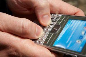 Cómo enviar un Clip de vídeo de correo electrónico a un teléfono celular