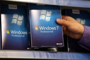 Cómo quitar la contraseña de Windows en un Toshiba Tecra