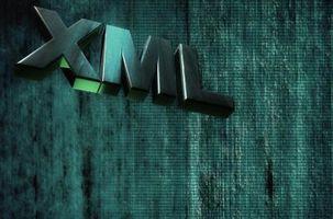 Cómo: REGEX para analizar XML