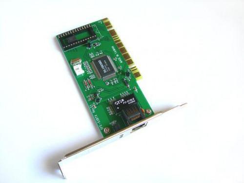 Cómo conectarse a Internet después de instalar una tarjeta Ethernet
