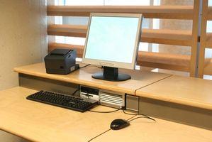 Cómo solucionar problemas de una computadora de escritorio Gateway que no arranca