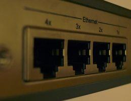 Cómo bloquear sitios web en un Router WRT54G