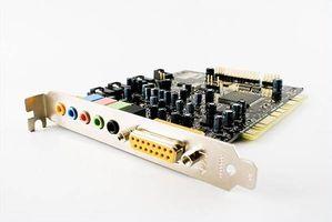 Cómo solucionar problemas de una tarjeta de sonido de Dell dimensión