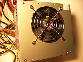 Cómo reemplazar una fuente de energía Optiplex de Dell con ATX