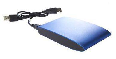 Cómo poner DMG en un disco duro externo USB