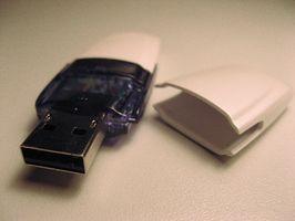 Cómo recuperar el Software y datos de un trabado encima USB Flash Drive