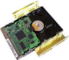 Cómo instalar un disco duro de IBM dentro de una computadora Dell