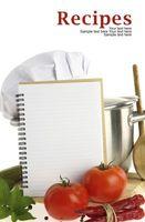 Cómo hacer un libro de recetas utilizando Microsoft Word