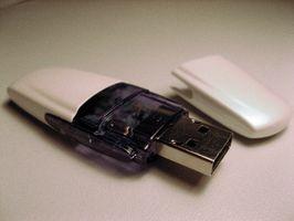 Cómo cargar una SanDisk Cruzer Micro Flash Drive