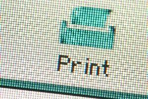 Cómo conectar mi impresora Lexmark Z1300 sin un disco
