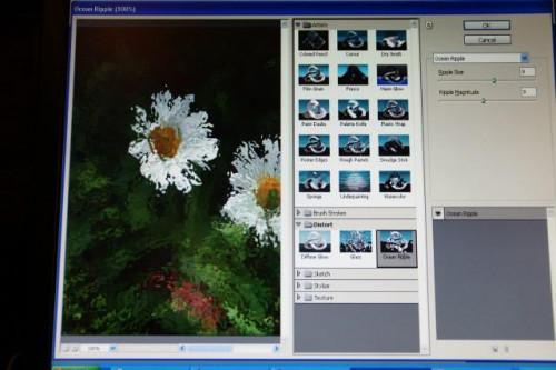 Cómo hacer una pintura de una fotografía con Photoshop