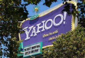Cómo cerrar el objetivo en mi cuenta de Yahoo!