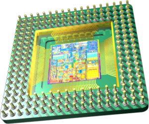 ¿Cómo se hace un microprocesador de la CPU?