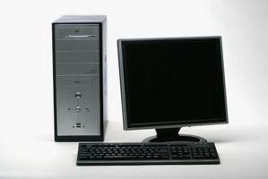 Cómo utilizar el modo seguro en un Acer Aspire de escritorio