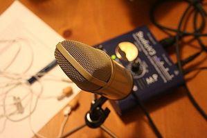 Cómo mejorar su escritura para Podcasts
