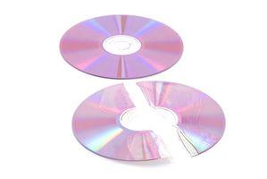 Cómo copiar DVD ' s rotos
