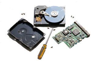 Cómo reemplazar un disco duro externo