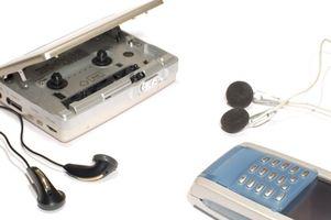 Cómo grabar cintas a un ordenador con audacia en Vista