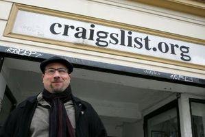 Cómo responder a los anuncios en Craigslist