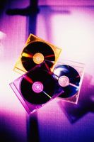 Cómo grabar en un DVD con MDF, MDS y MDO