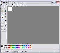 Cómo solucionar problemas de Windows XP MS Paint