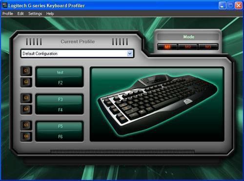 Cómo utilizar un teclado G15