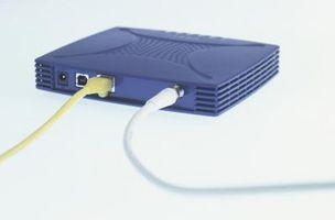 Cinco componentes comunes a todos los Routers