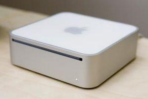 Cómo arreglar el sonido óptico en un Mac Mini