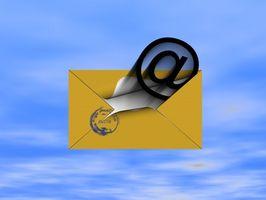 Cómo extraer una dirección de correo electrónico de la bandeja de entrada