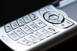 Cómo configurar telefónico utilizando un teléfono celular