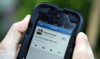 ¿Si alguien no ha seguido en Twitter, ven tus Tweets a ellos?