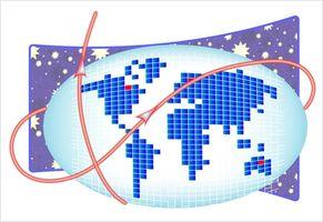 Cómo calcular áreas en GIS 9.2