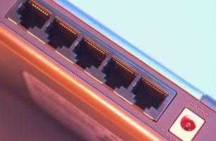 Cómo conectar un Switch a un Router inalámbrico