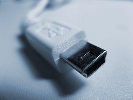 Cómo reemplazar un controlador de almacenamiento USB XP Windows