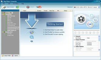 Cómo convertir Videos 3GP