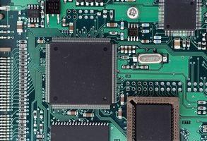 Cómo borrar CMOS en un portátil