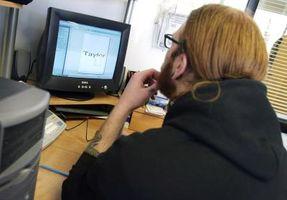 Cómo encontrar un cuadro de texto Invisible en Microsoft Word