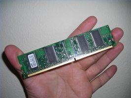 Cómo instalar memoria adicional en su computadora