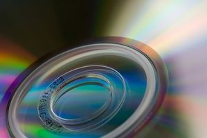 Cómo guardar en un CD, una historia
