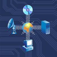 Importancia de la red de Internet