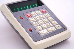 Cómo utilizar MS Excel 2007 para calcular la suma