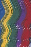 Como hacer un pincel de pintura arco iris con GIMP