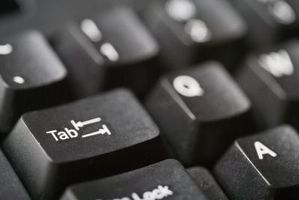 Cómo insertar un carácter de tabulación con PowerPoint 2007