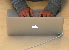 Cómo desinstalar el Software en un Mac