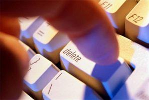 Cómo recuperar eliminado las páginas Web