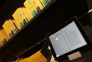Cómo convertir un Kindle de una Horizontal a una posición Vertical
