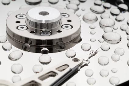 Cómo accede un mal disco duro interno con uno externo
